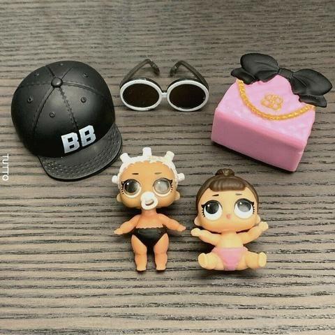 SNUGGLE BABE doll toy SERIES 2 SDUS Bag /& LOL Surprise LiL Sisters L.O.L