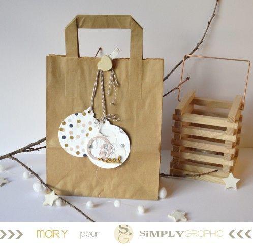 Les 160 meilleures images propos de paquet cadeau sur pinterest sacs de papier brun - Comment emballer un cadeau rond ...
