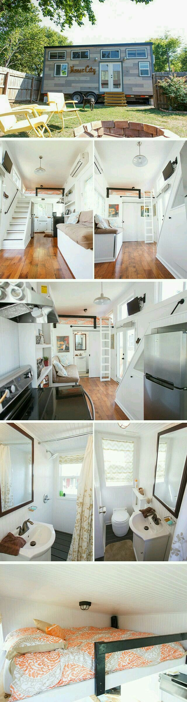 364 best My Tiny House images on Pinterest | Room dividers, Fit and ...