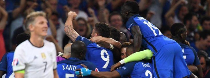 +++High-Liveticker EM 2016+++: Deutschland scheidet im Halbfinale aus