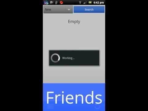 Mimdich's demo app Android
