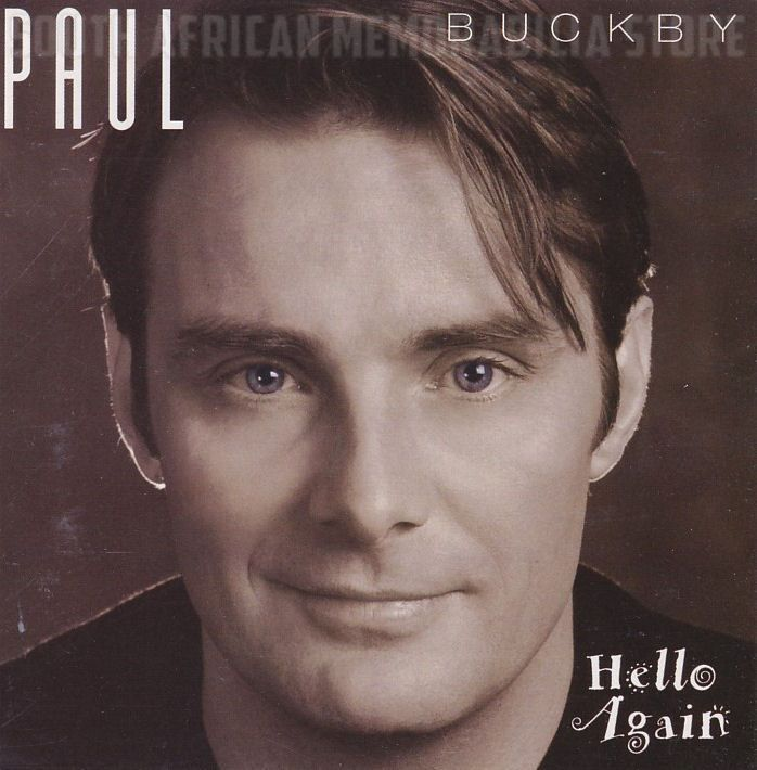 PAUL BUCKBY - Hello Again - Out of Print South African CD SELBCD333 *New* - South African Memorabilia Store