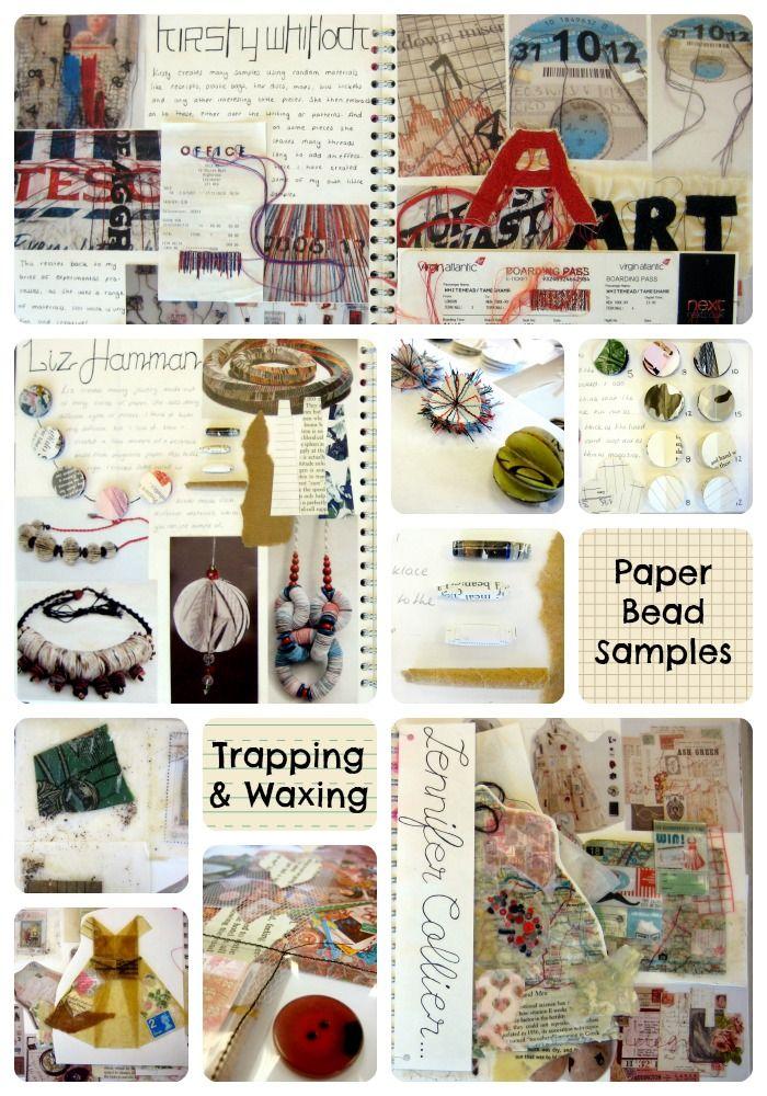 Experimental Sampling | Artist Research