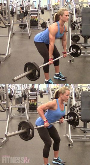 Build A Beautiful Back: Master the Barbell Row. In this FIT LIFE episode, Nicole discusses a fundamental back-building exercise–the Barbell Row. Check out this video and learn how to master the row!