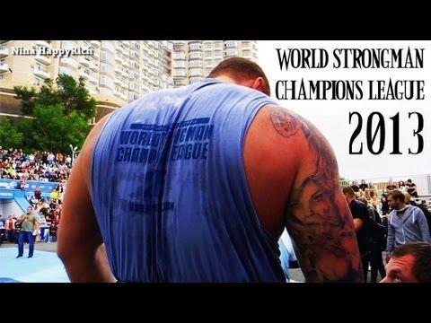 #NHR ☆ Мировой #рекорд Strongman Champions 2013 во Владивостоке