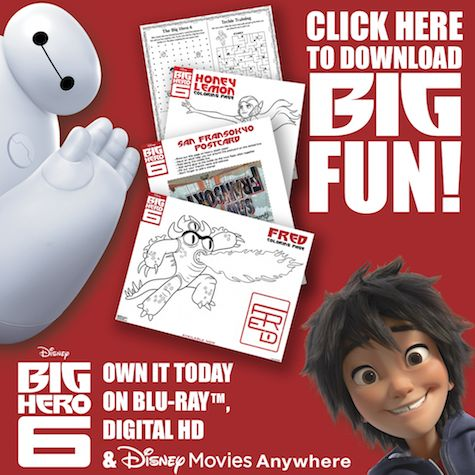 Everything We Learned About Disney XD's Big Hero 6 The Series at the Advance Screening and Panel