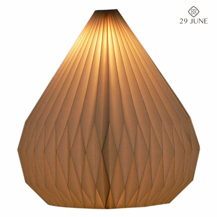 Dome Paper Lamp shades http://www.29june.com/index.php/paper-pendant-lampshades/dome.html