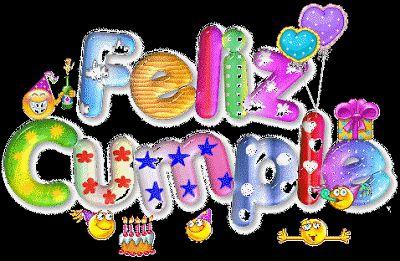 Emoticonos feliz cumpleaños