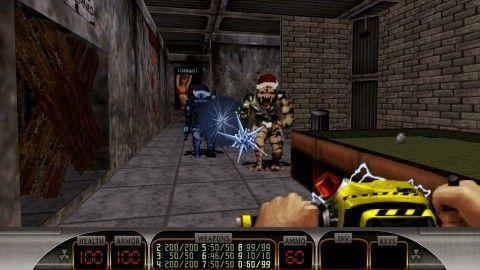 Megaton Edition: Multiplayer-Update für Duke Nukem 3D - Golem.de