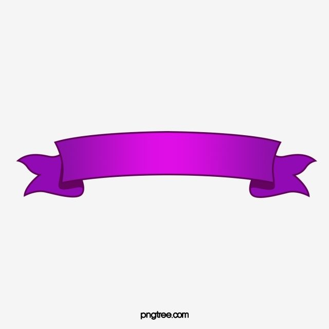 Purple Ribbon Background Ribbon Title Background Title Png Transparent Clipart Image And Psd File For Free Download Banner Clip Art Banner Background Images Purple Ribbon