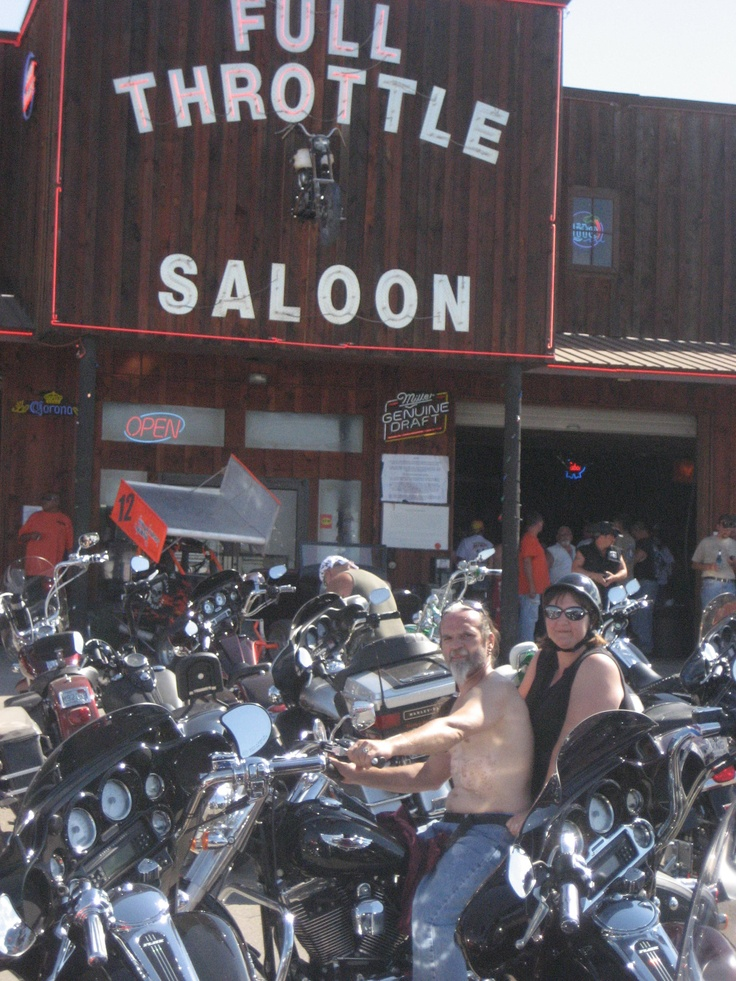 Full Throttle Saloon, South Dakota