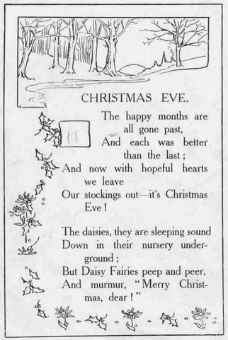 Anne Anderson Maisie-Daisie Book | Christmas songs lyrics, Its christmas eve, The night before ...