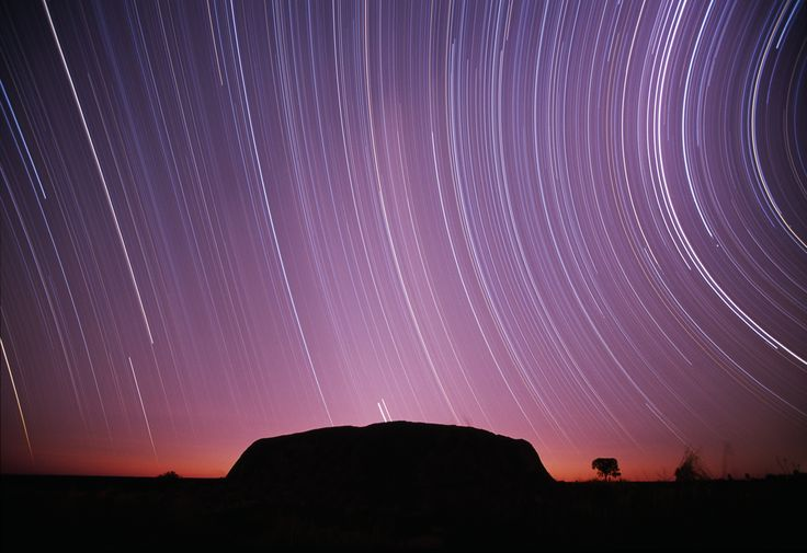 Ayers Rock Night Exposure by Paul Souders | WorldFoto on 500px