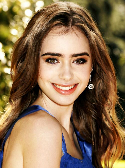 1000 images about lily collins on pinterest her hair mirror mirror