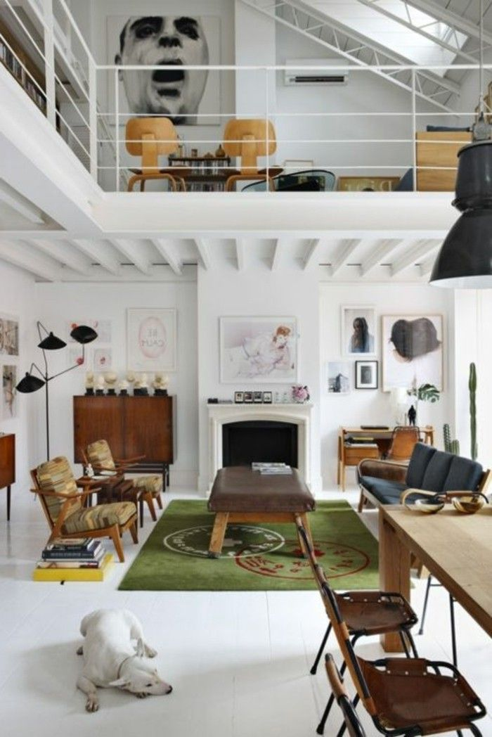 46 best déco images on Pinterest Live, Stairs and Home
