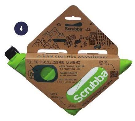 Scrubba Wash Bag - ClimateStore $54.95