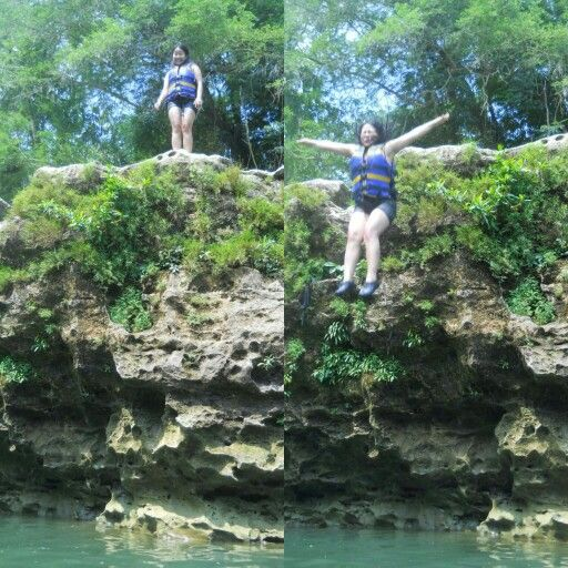 Yes..I finally jump from 5 meter high
