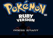 Pokemon Snakewood Ruby