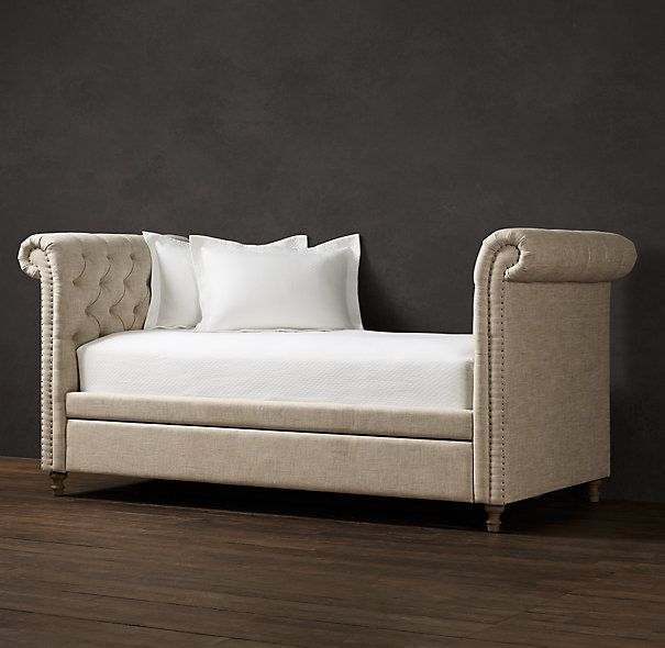 71 best day beds images on pinterest couches for the home and daybed Bedroom furniture chesterfield