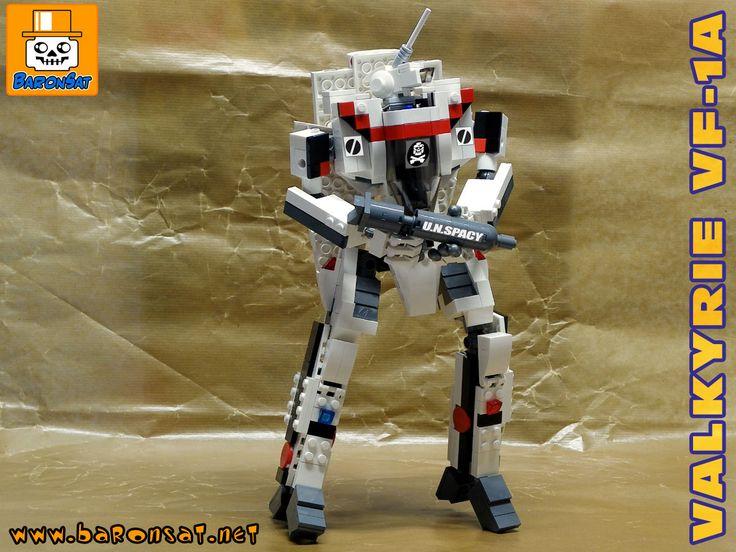PAGE MODELE CREATION EN LEGO MECHA ROBOT DE COMBAT