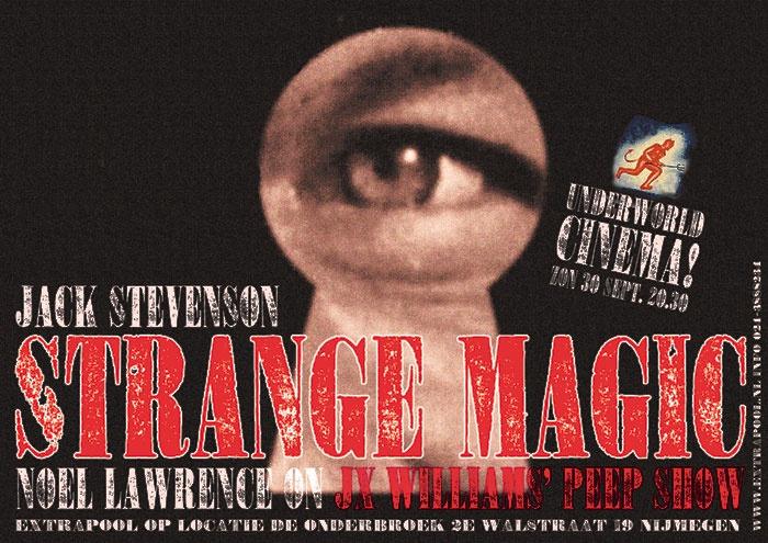 Strange Magic #extrapool #redbol