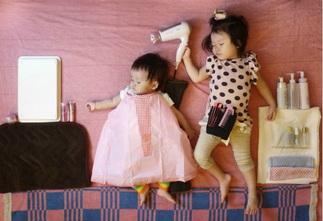 Japanese Babies Daydream Too! Creative Infant Art a la Mila's Daydreams SweepsJapan | SoraNews24