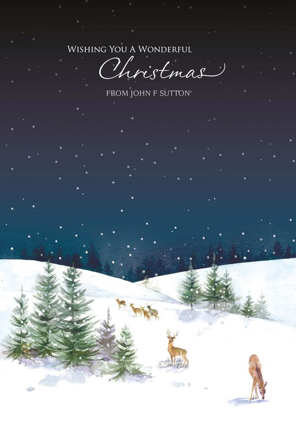 10 best Village Scenes Christmas Cards images on Pinterest | Snow ...