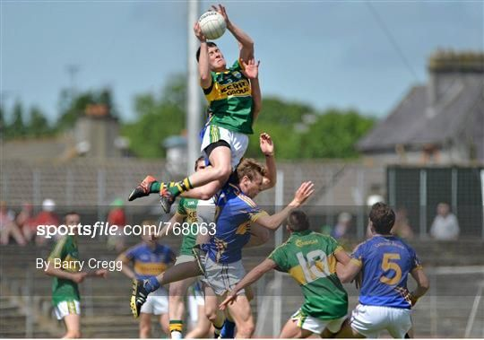 Kerry v Tipperary - Electric Ireland Munster GAA Football Minor Championship Final