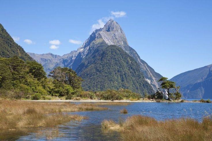 De mooiste natuurlijke bezienswaardigheden in Nieuw-Zeeland