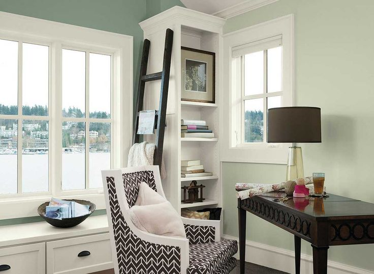 beautiful green wall paint color theme benjamin moore on interior wall colors id=87963