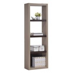 Mocha Display Cabinet - 1805mm