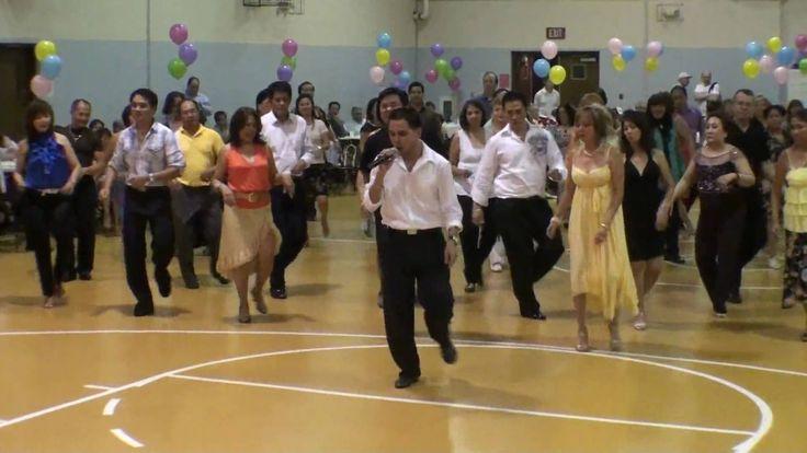 Filipino Reggae Line Dance