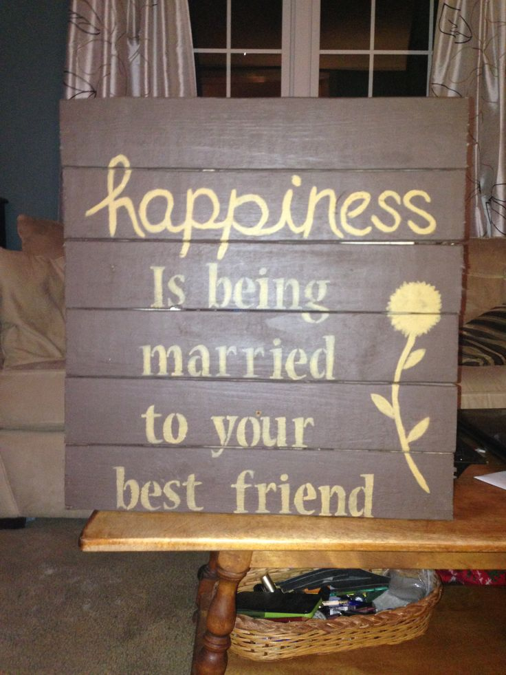 Homemade wood pallet signs by me☺ | DIY Pallet Signs ...