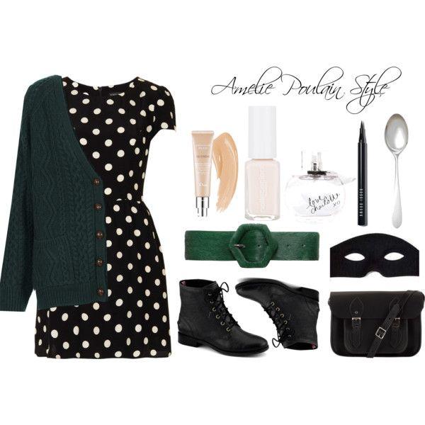 Amelie Poulain Style