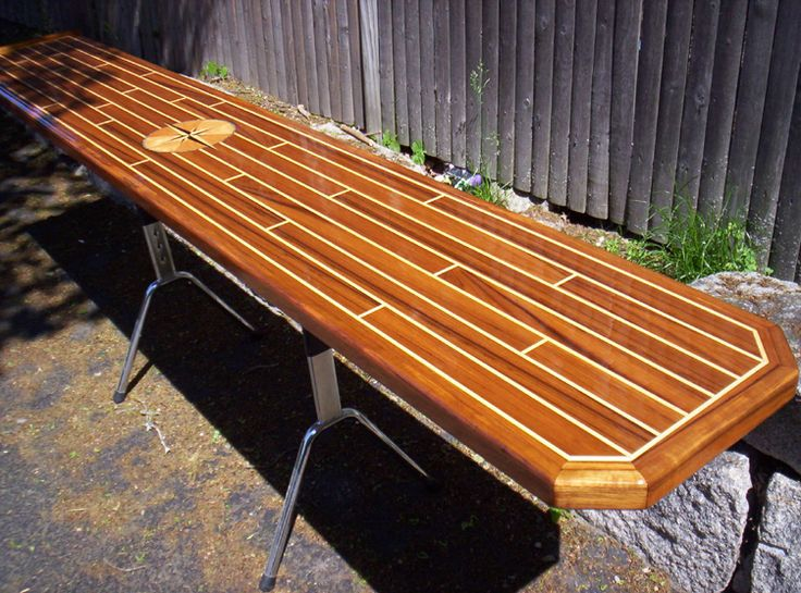 Nautical Counter Tops Teak And Holly Countertop For A