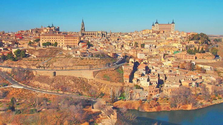 Toledo-エル・グレコの愛したスペインの古都トレド-
