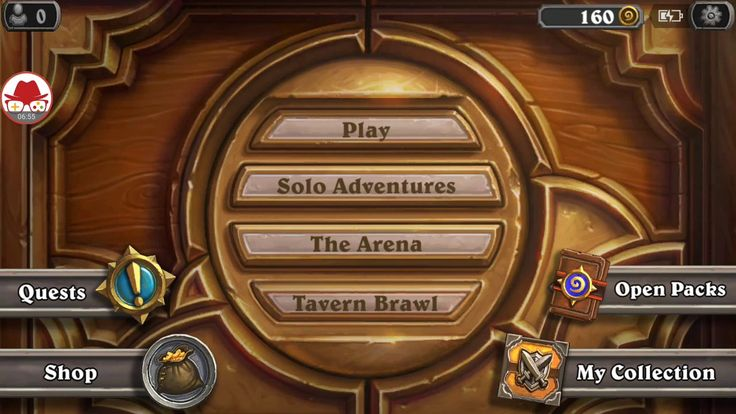 Warrior Denemesi - Hearthstone Heroes of Warcraft