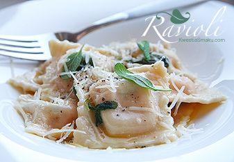 Ravioli, torteli z dynią. Przepis na pierożki z dynią, wideo. Tortelli di zucca. Ravioli di zucca