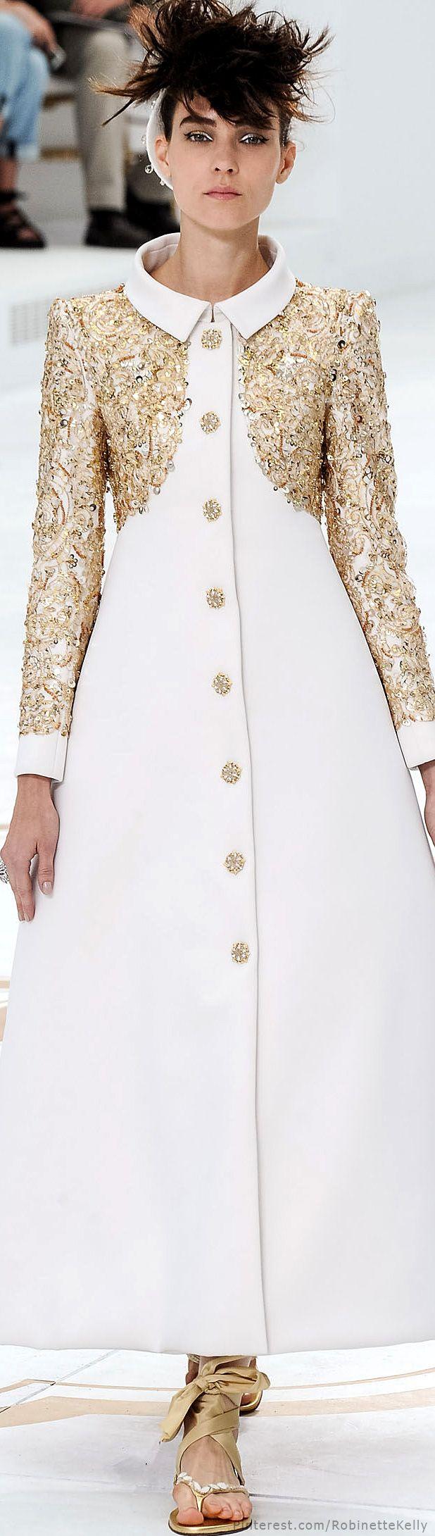 Chanel Haute Couture - Fall-winter 2014-2015