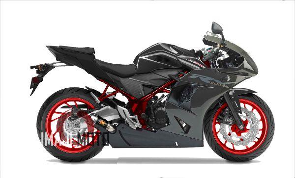 Modifikasi Honda CB150R Ala Sport Bike EBR 1190RX