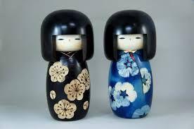 Image result for kokeshi dolls images