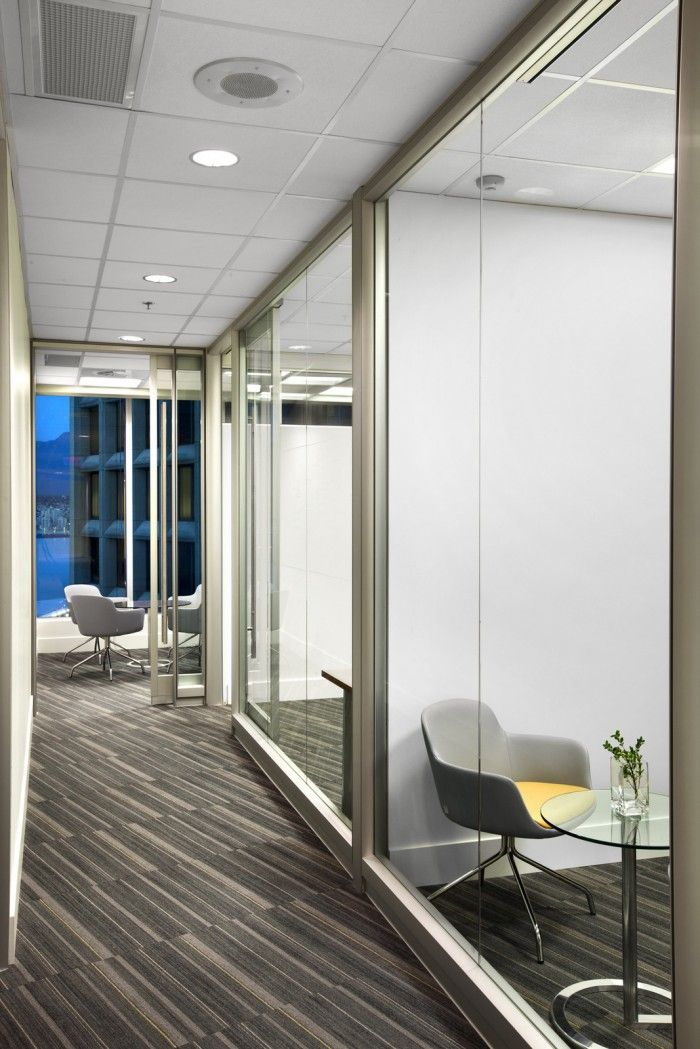 SSDG Interiors has developed a new office interior for IQmetrix in  Vancouver, British Columbia. The interior of this office was designed to  foster collabor