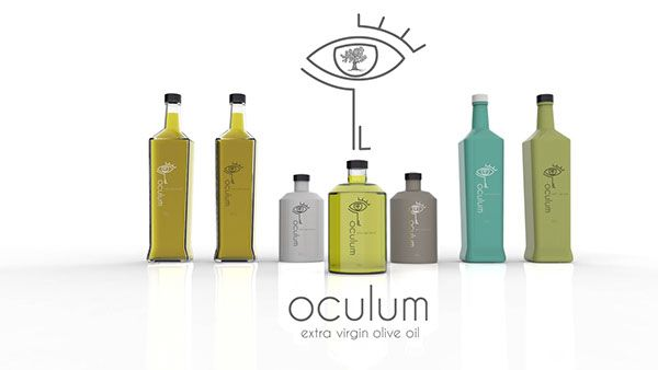 Oculum Olive Oil on Behance
