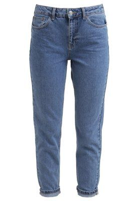 Topshop MOM - Jeans Relaxed Fit - middenim - Zalando.dk