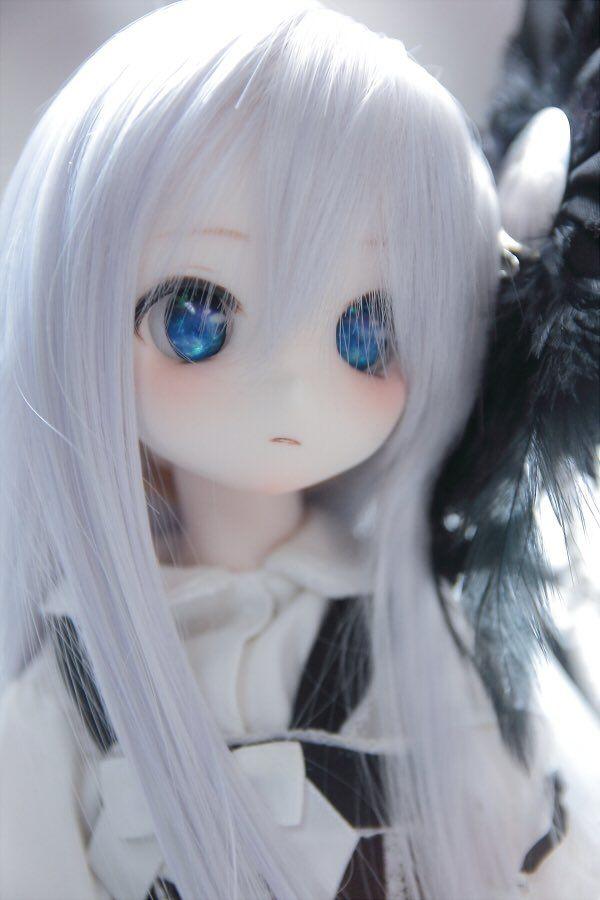 manga doll