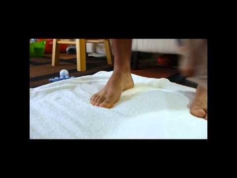 Bunion Treatment - Exercises to Help Avoid Bunion Surgery 2/3 - YouTube