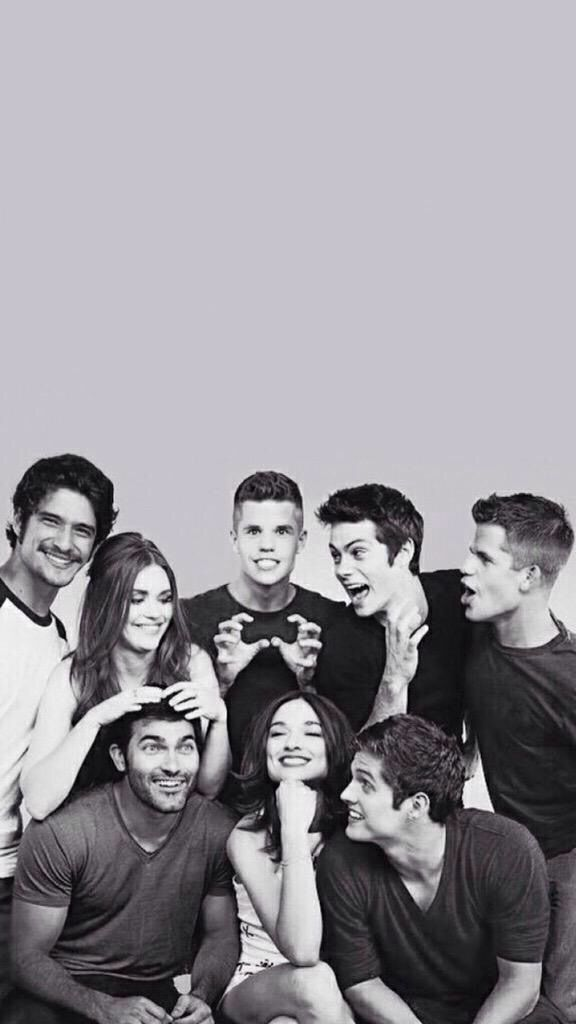 Teen Wolf phone wallpaper