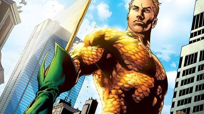 Two Writers Hired for 'Aquaman' Film