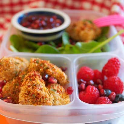 yummy, healthy lunch box ideas