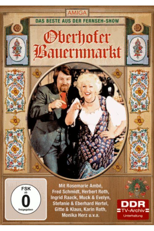 Oberhofer Bauernmarkt - Das Beste aus der Fernsehshow (DDR TV-Archiv) (DVD Video) - Kaufen bei Lomatek Warenhandel und Dienstleistungen e.K.